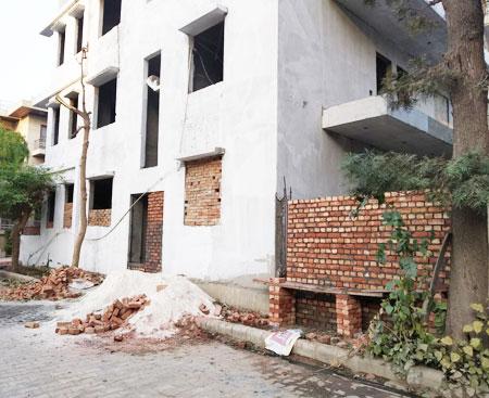 South City 1, Gurugram Construction Image 2